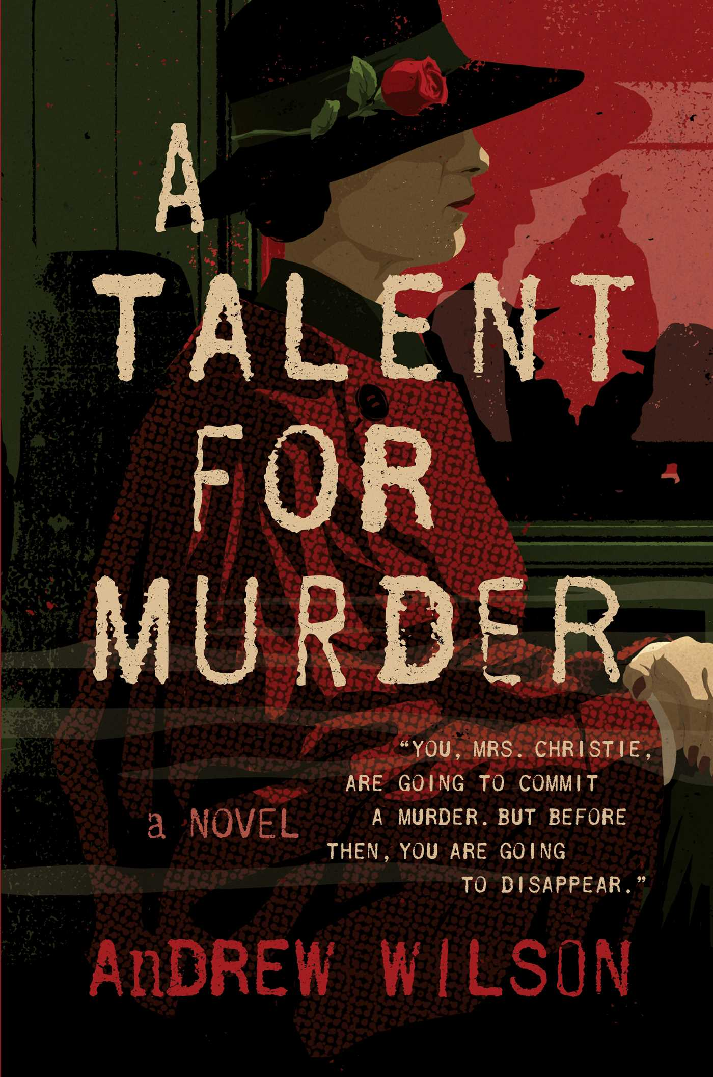 A talent for murder 9781501145063 hr