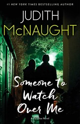 Someone to Watch Over Me book cover