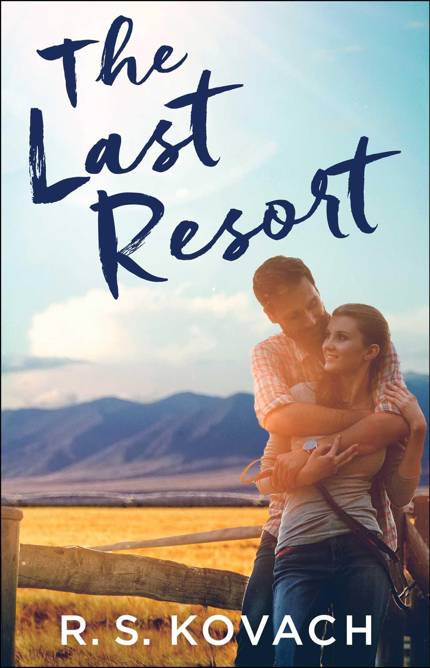 The last resort 9781501145650 hr