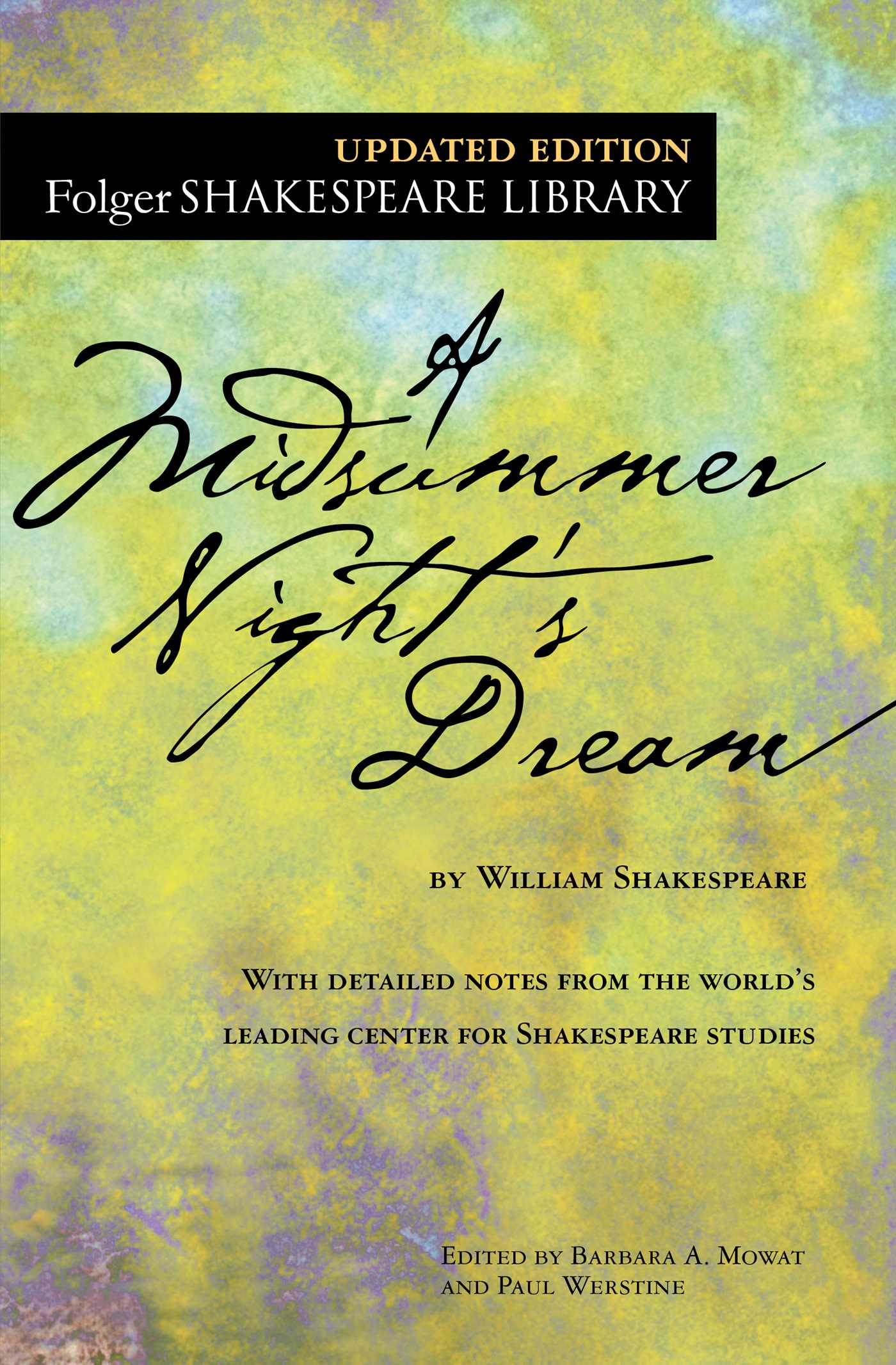 A midsummer nights dream 9781501146213 hr