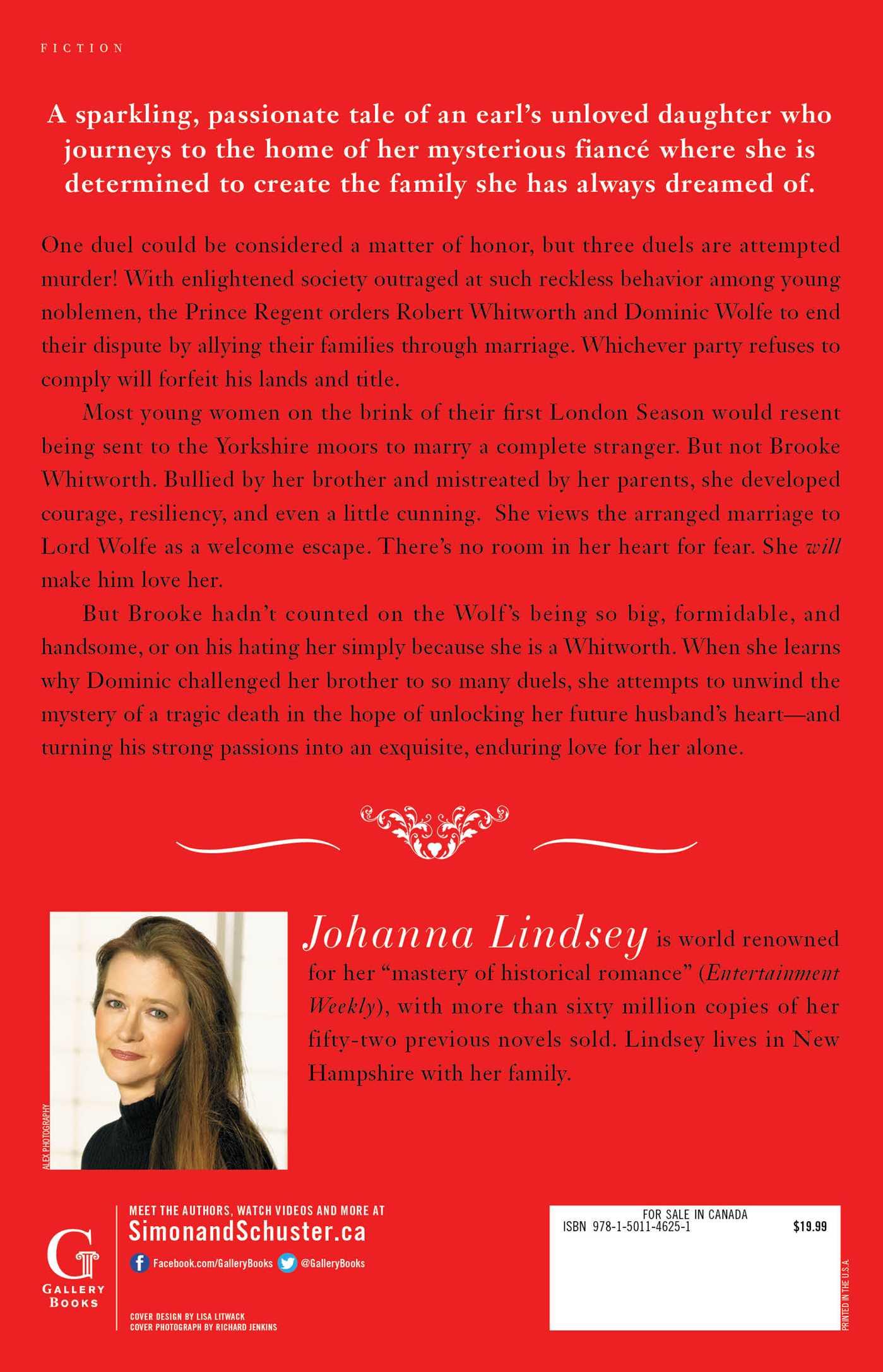 All I Need Is You Johanna Lindsey Pdf