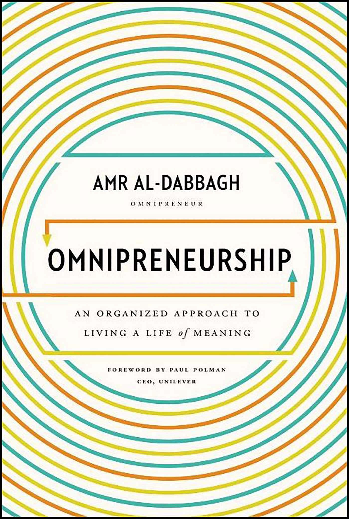 Omnipreneurship 9781501146275 hr