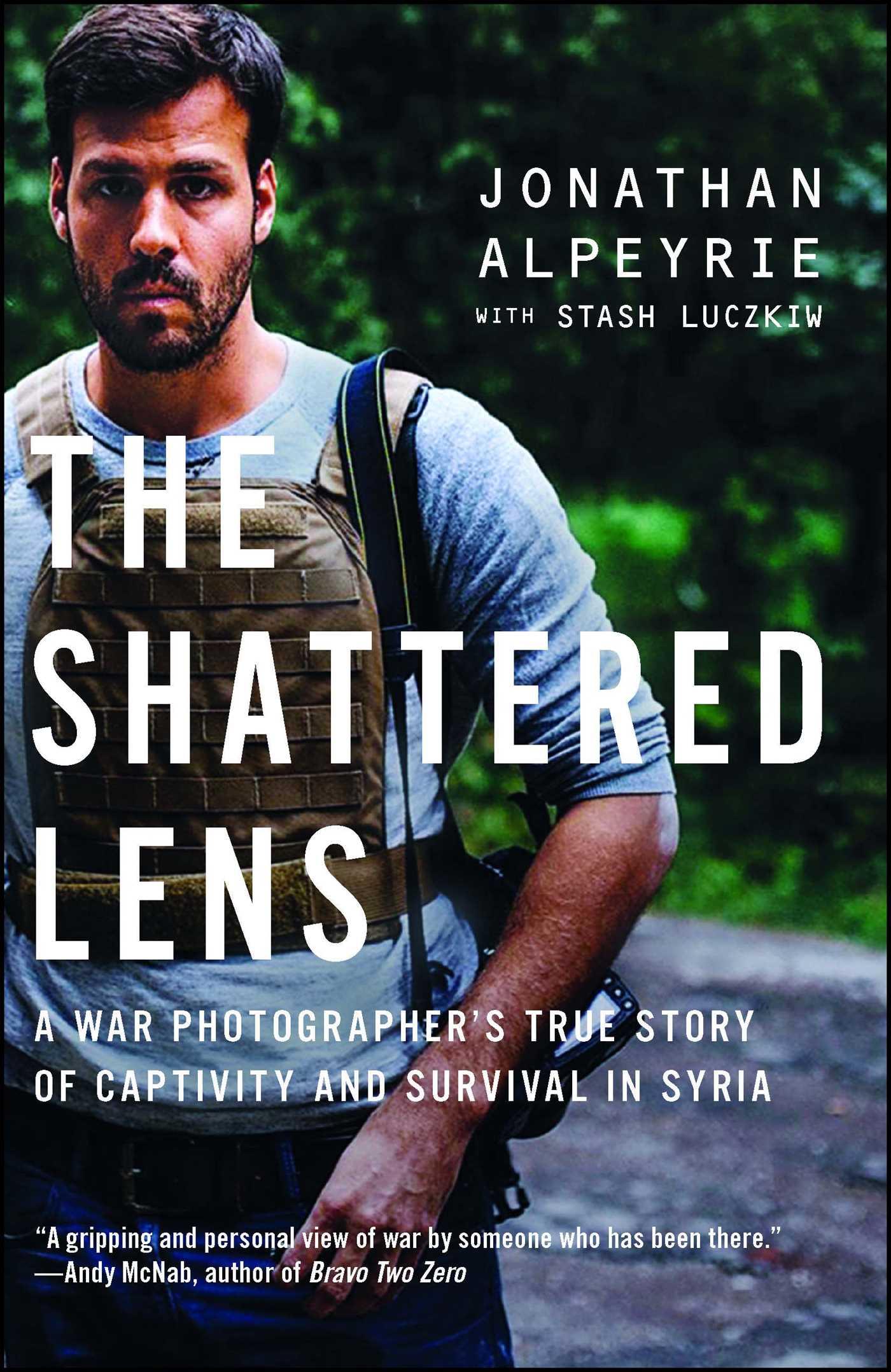 The shattered lens 9781501146541 hr