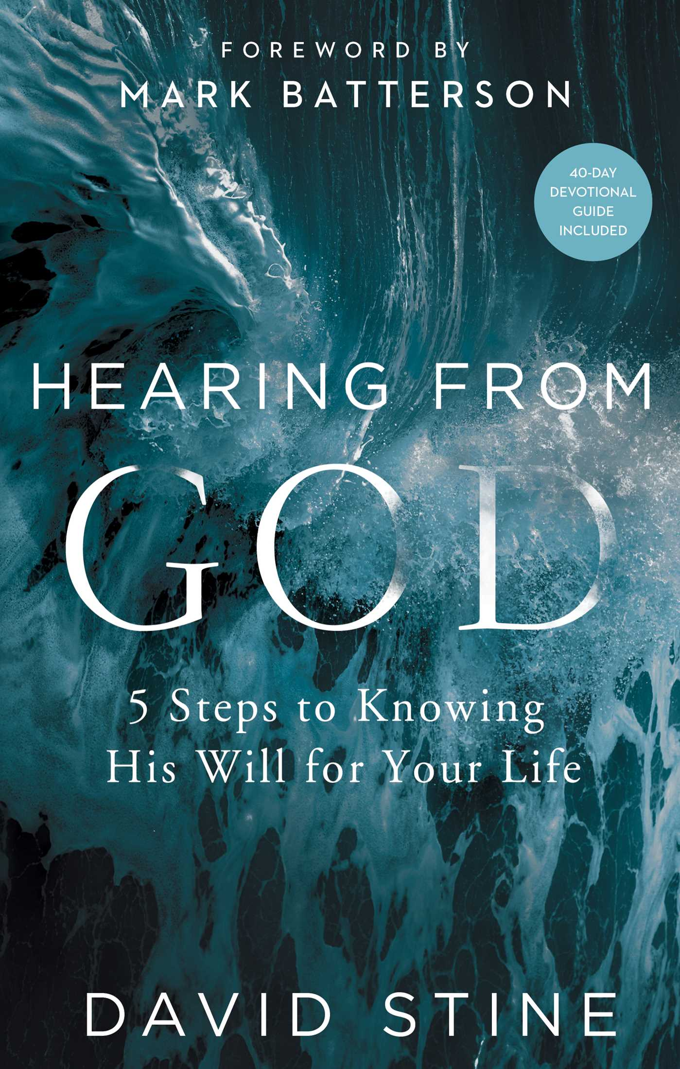 Hearing from god 9781501147326 hr