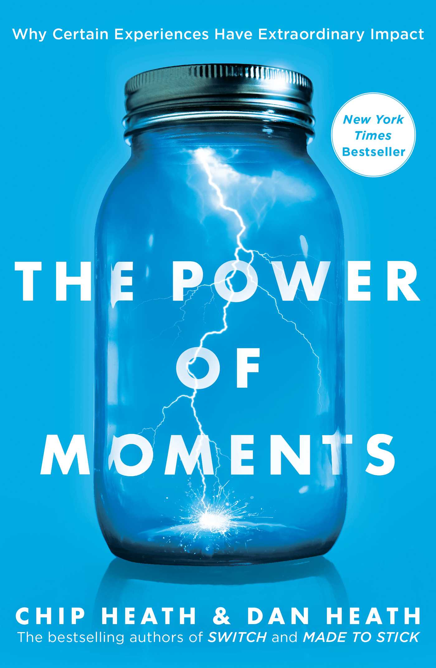 The power of moments 9781501147760 hr