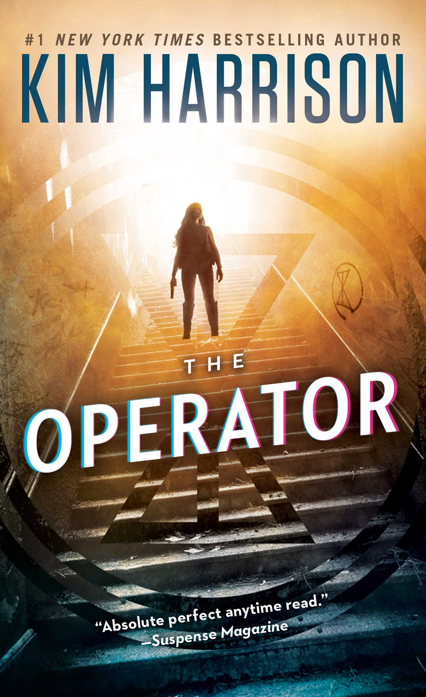The operator 9781501149917 hr