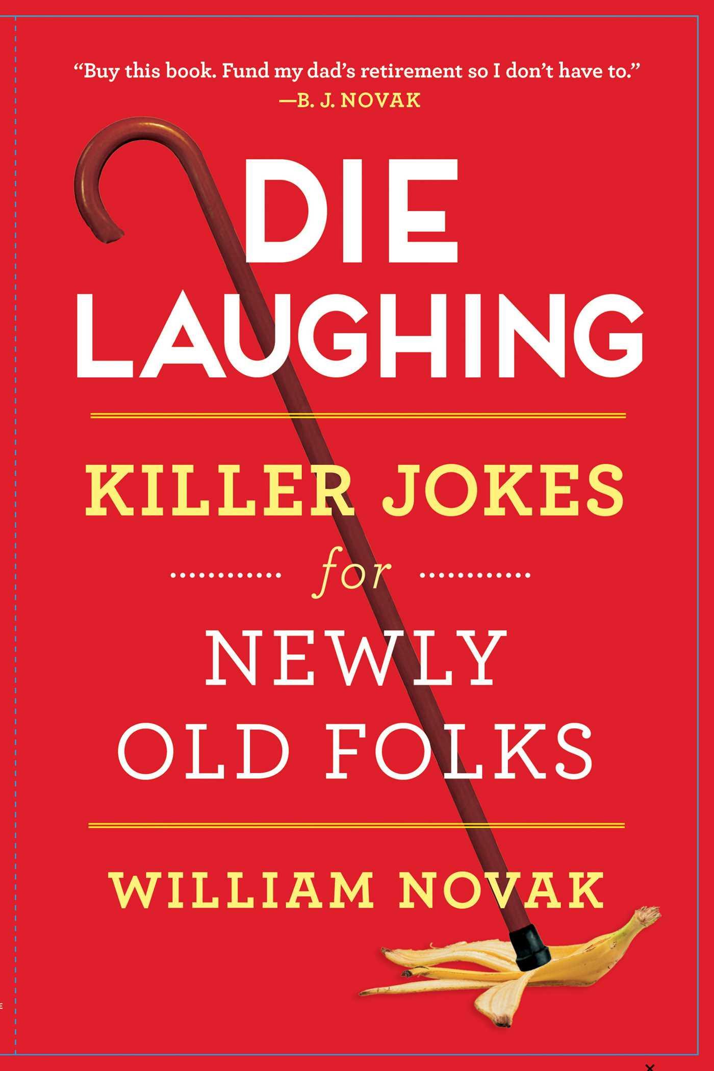 Die laughing 9781501150814 hr