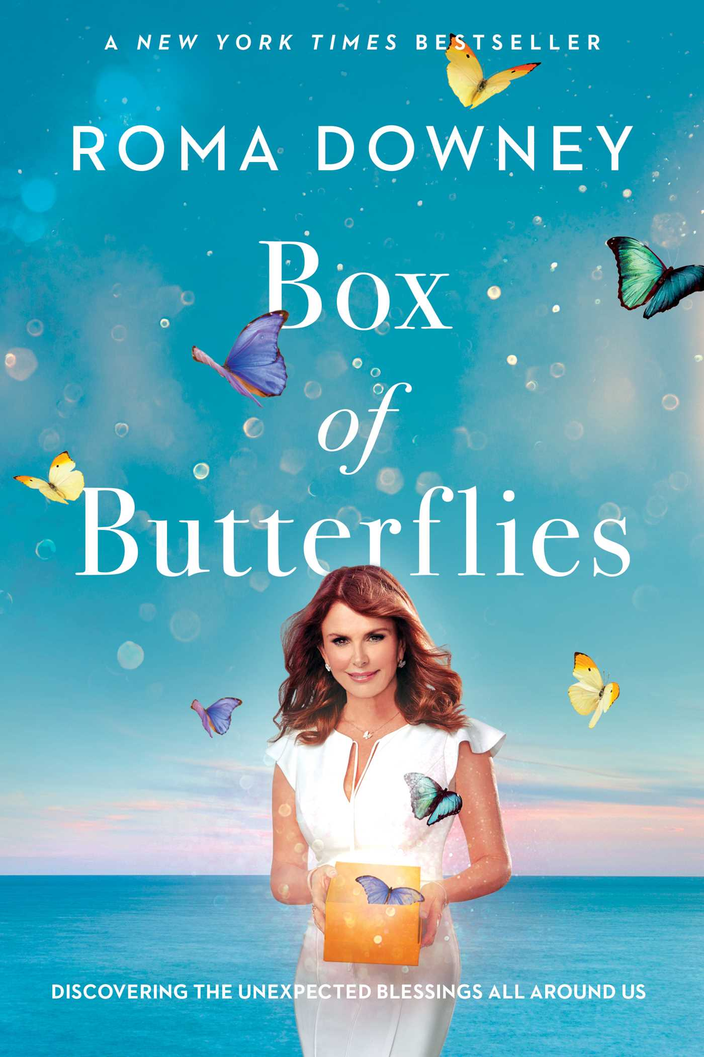 Box of butterflies 9781501150937 hr