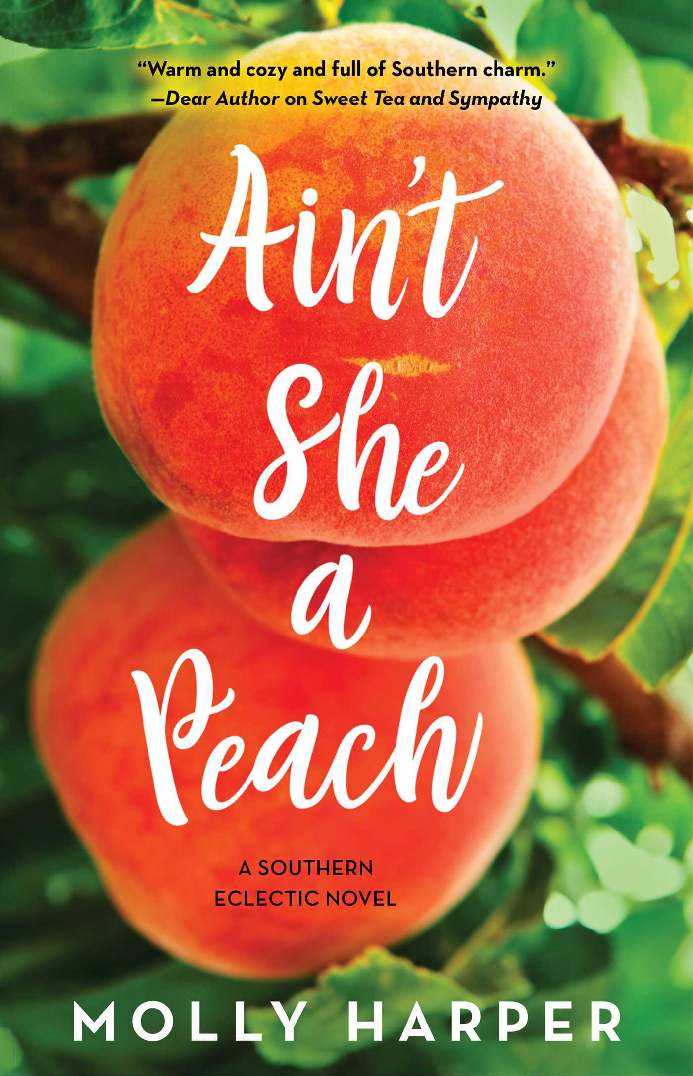 Aint she a peach 9781501151330 hr