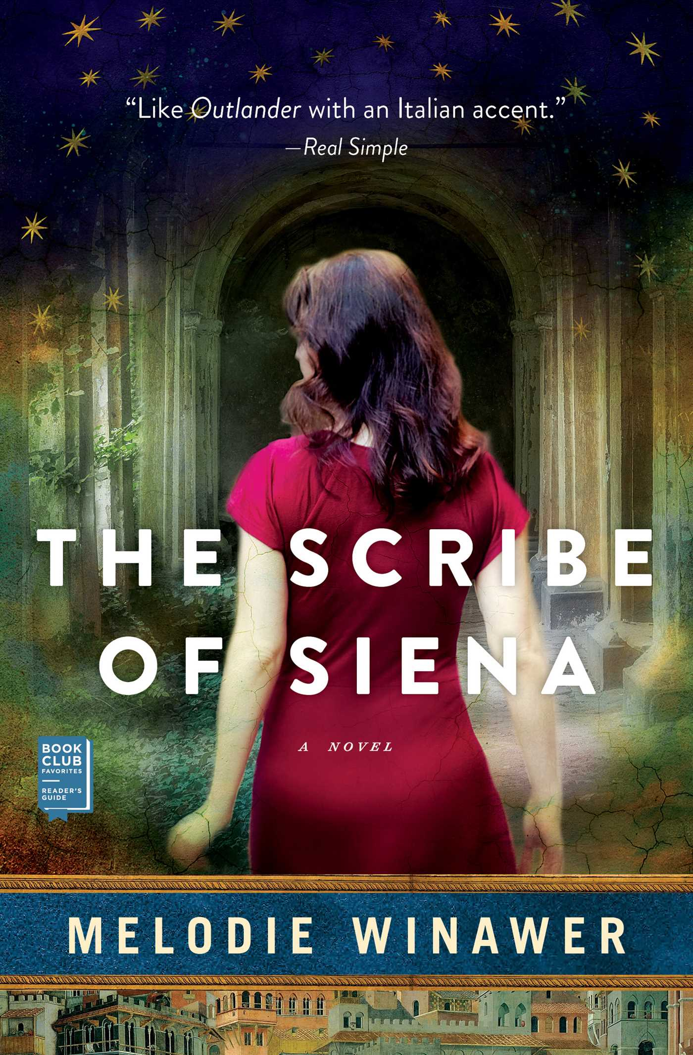 The scribe of siena 9781501152269 hr