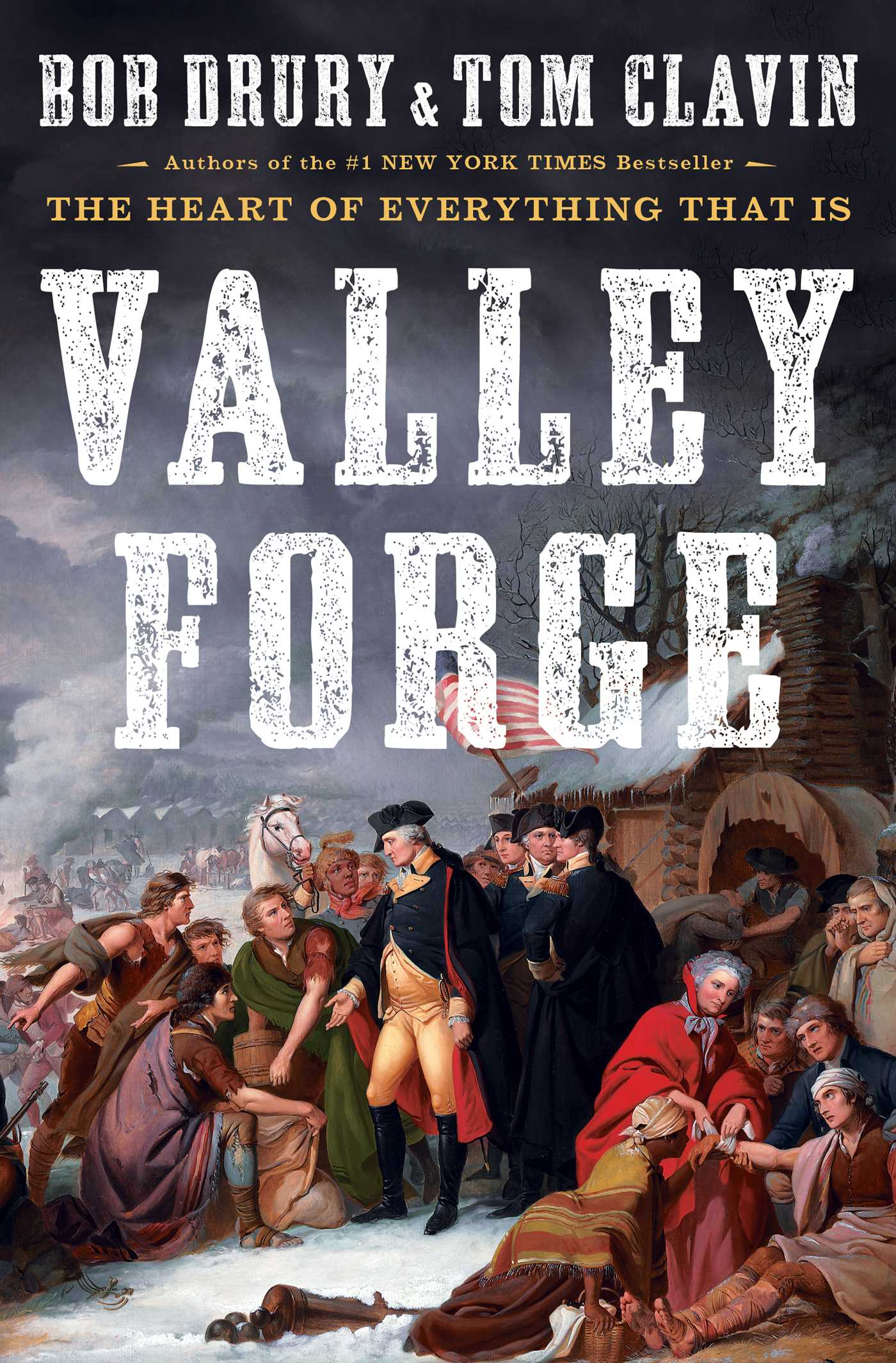 Valley forge 9781501152719 hr