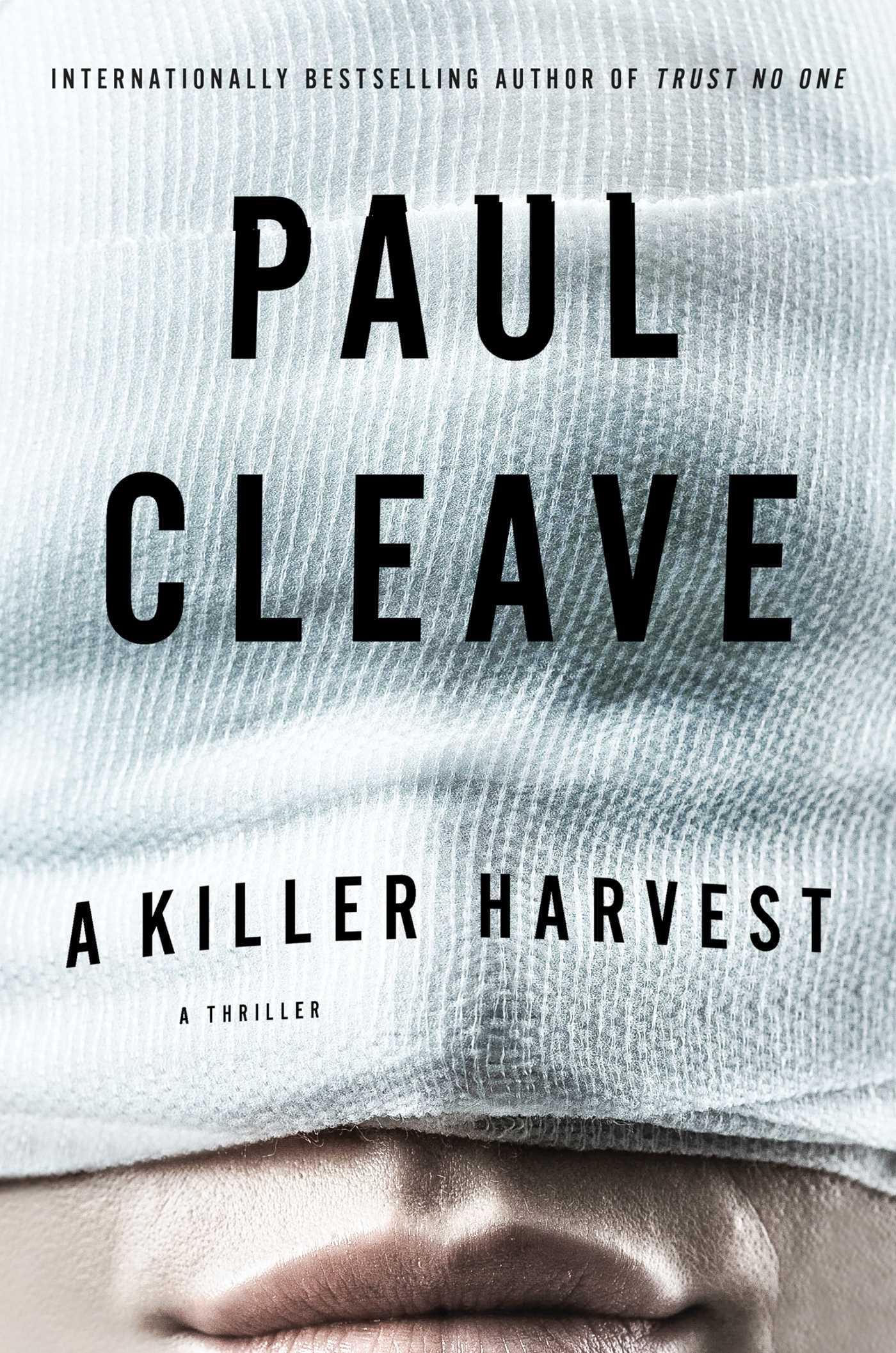 A killer harvest 9781501153037 hr