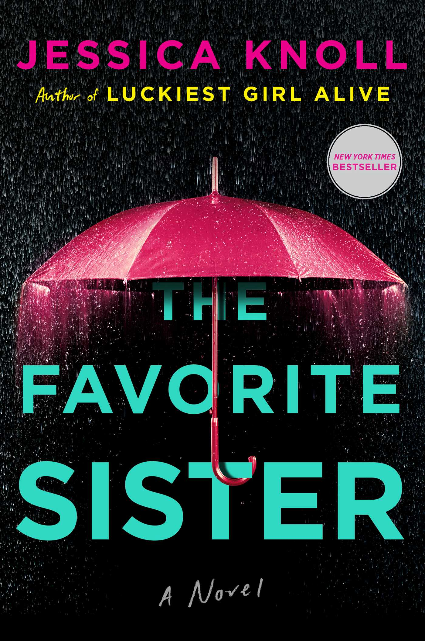 The favorite sister 9781501153198 hr