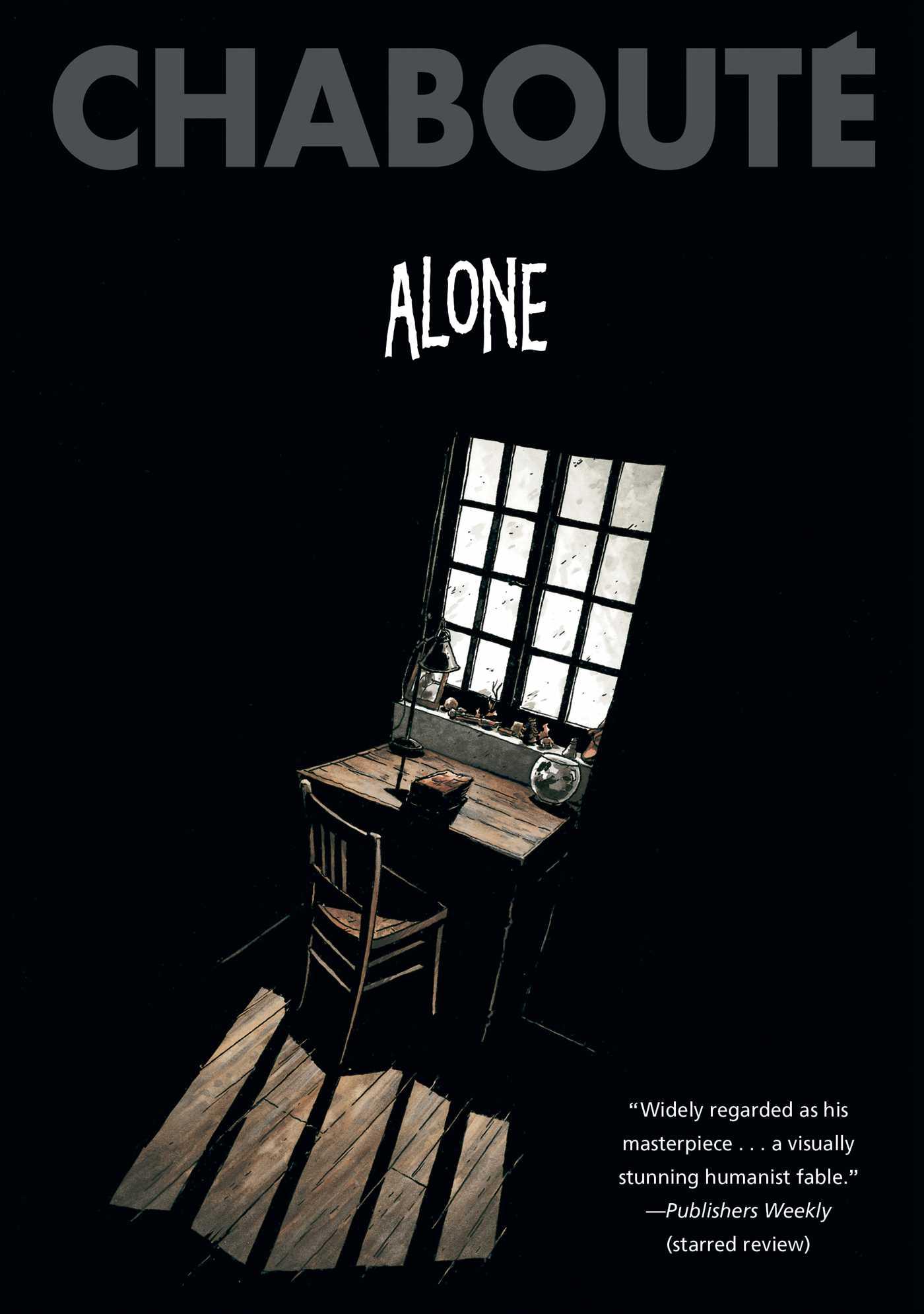 Alone 9781501153327 hr