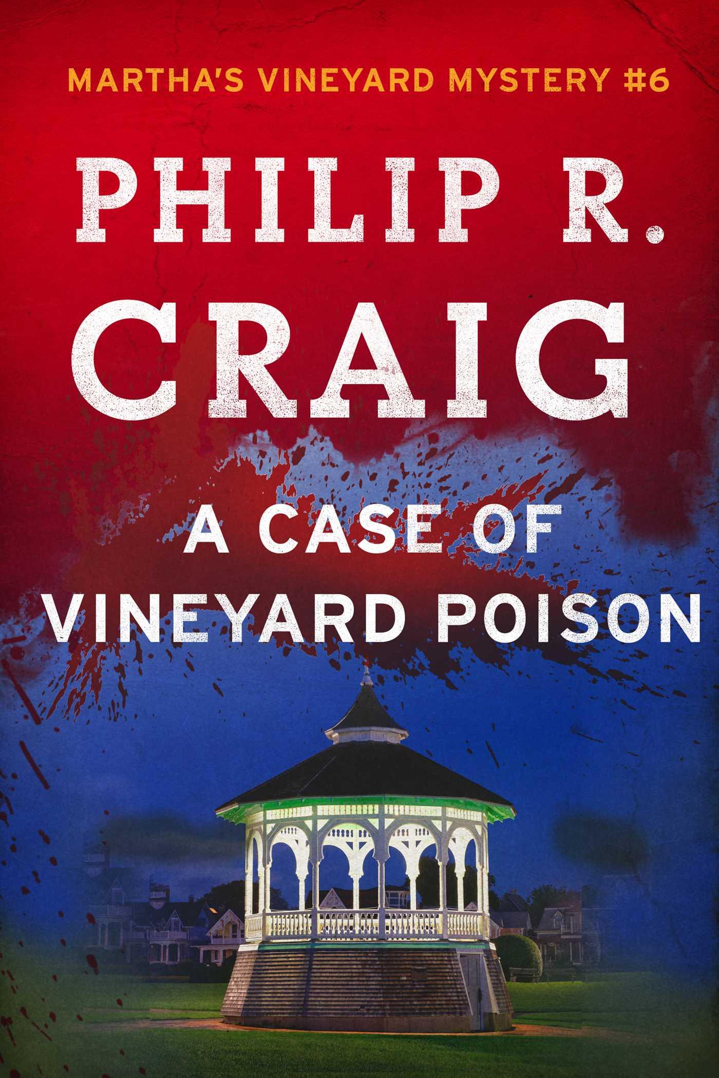 A case of vineyard poison 9781501153570 hr