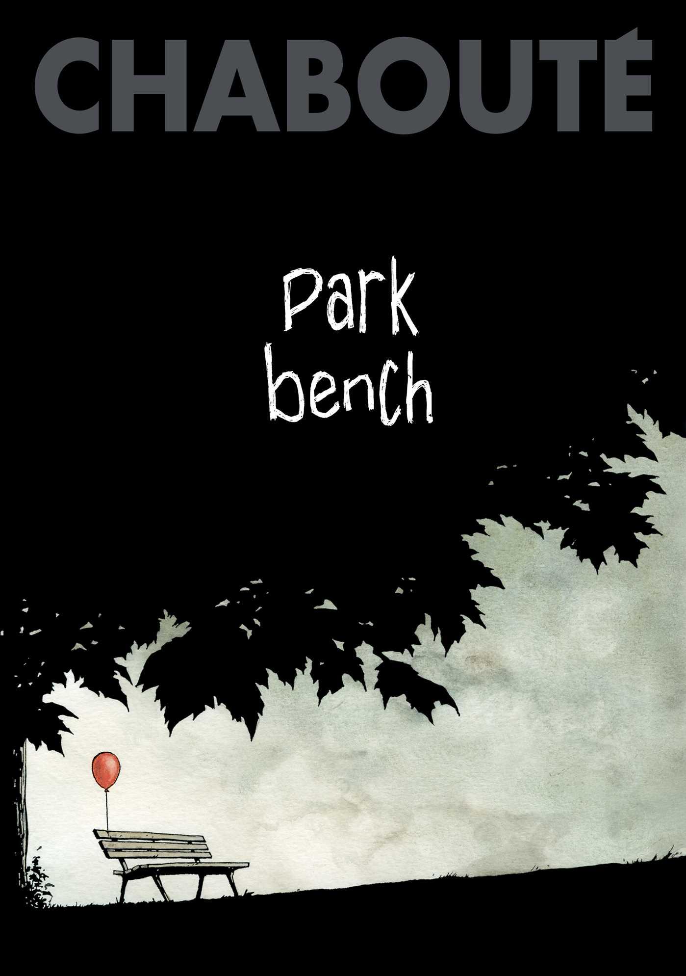 Park bench 9781501154034 hr