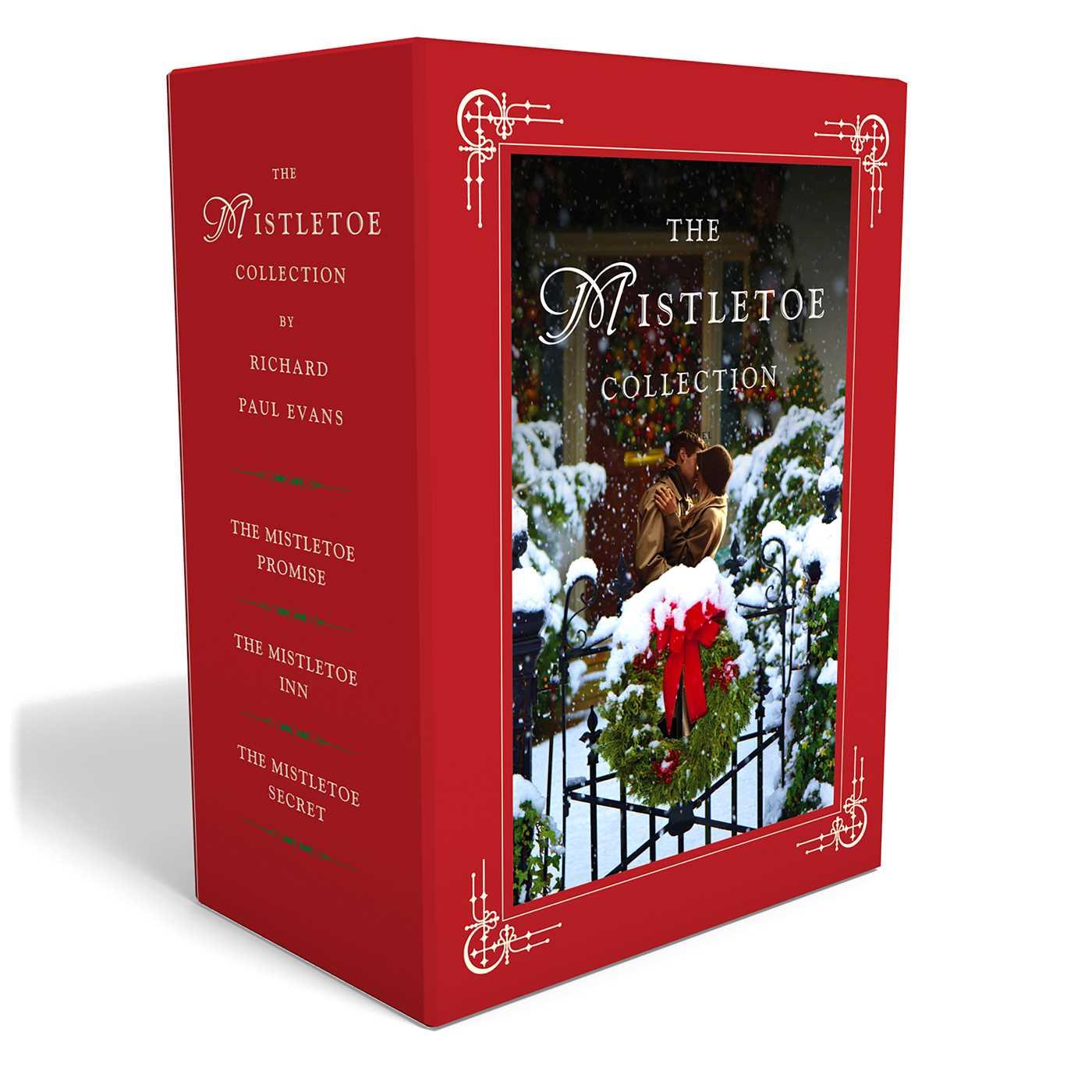 The Mistletoe Christmas Novel Box Set | Book by Richard Paul Evans | Official Publisher Page ...