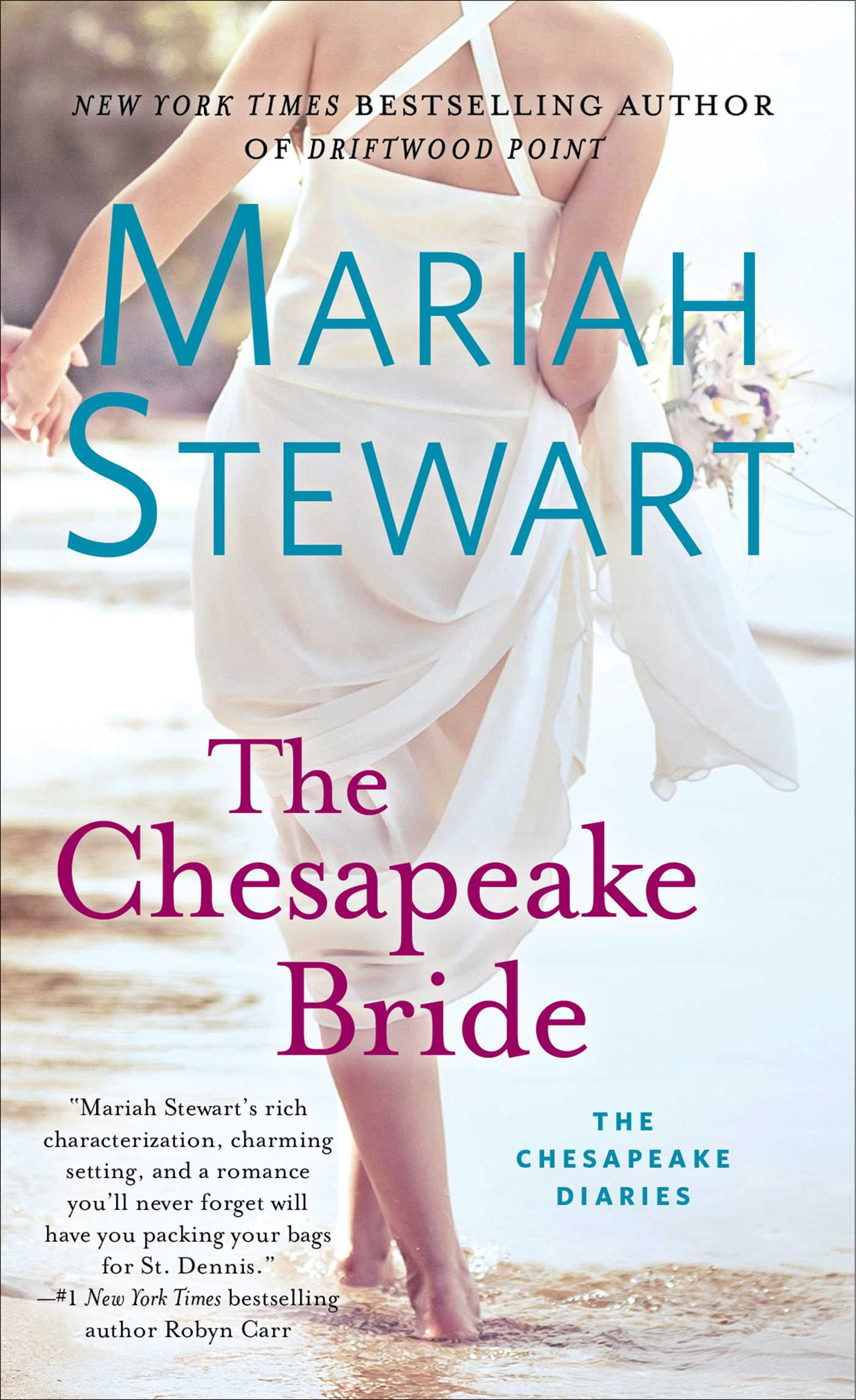 The chesapeake bride 9781501154355 hr