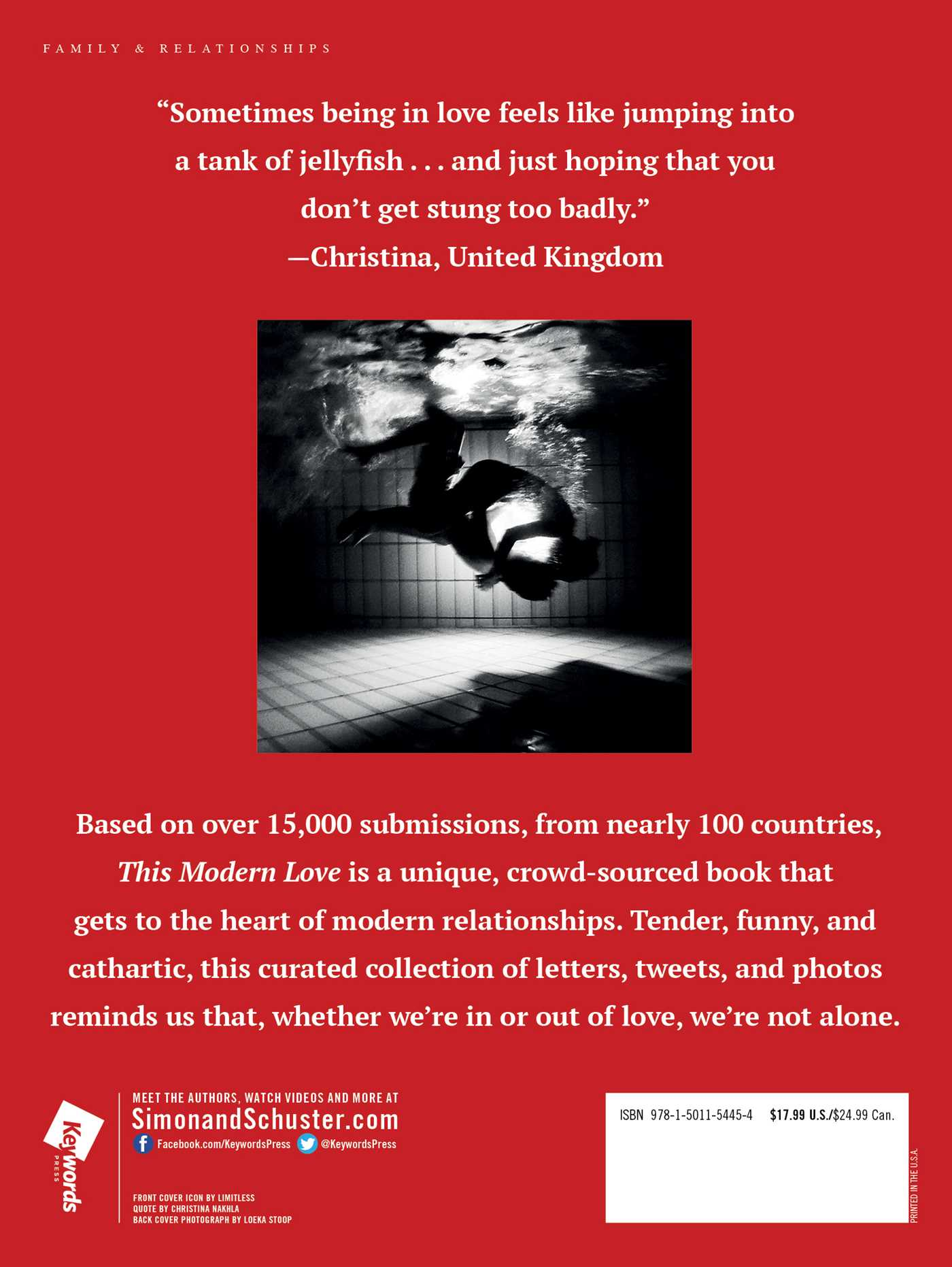 This modern love book by will darbyshire official publisher page this modern love 9781501154454 hr back fandeluxe Images