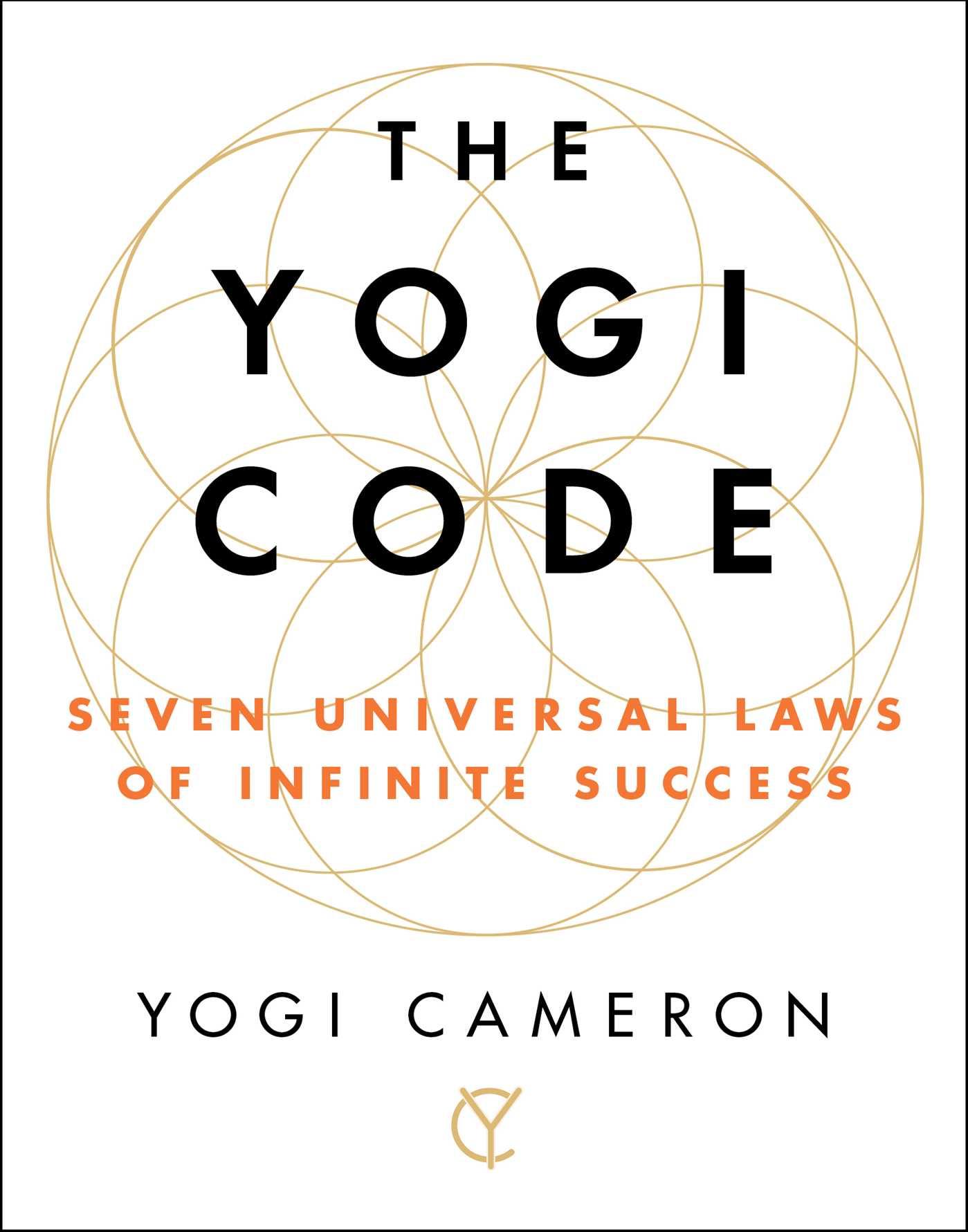 Book Cover Image (jpg): The Yogi Code