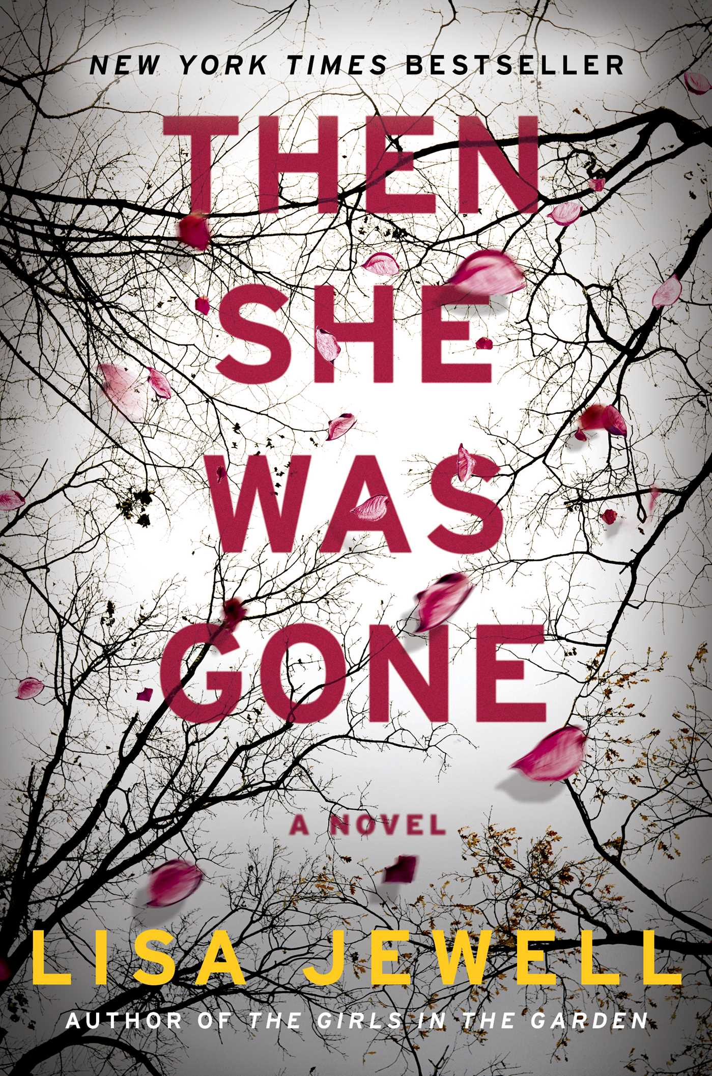 Then she was gone book by lisa jewell official publisher page then she was gone 9781501154645 hr fandeluxe Choice Image