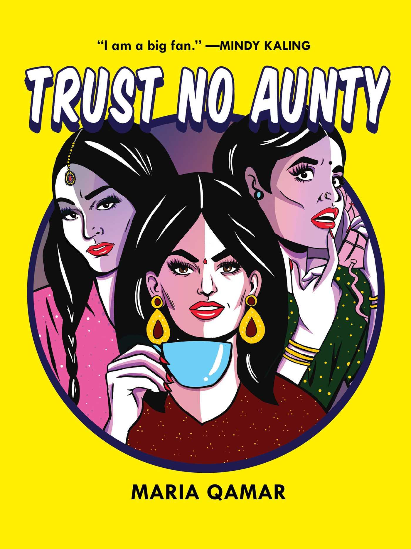 Trust no aunty 9781501154737 hr