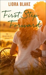First Step Forward book cover