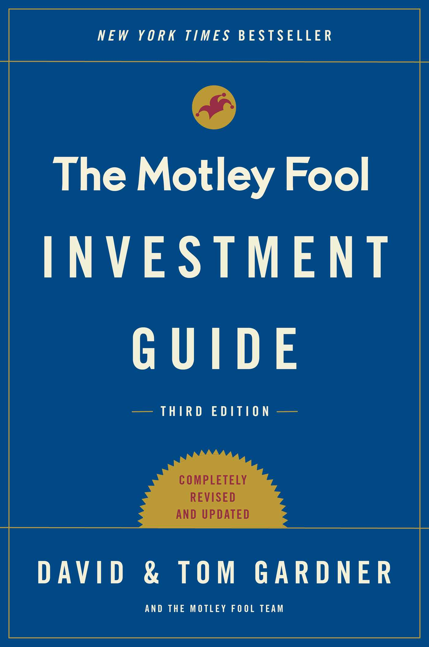 The motley fool investment guide third edition 9781501155550 hr