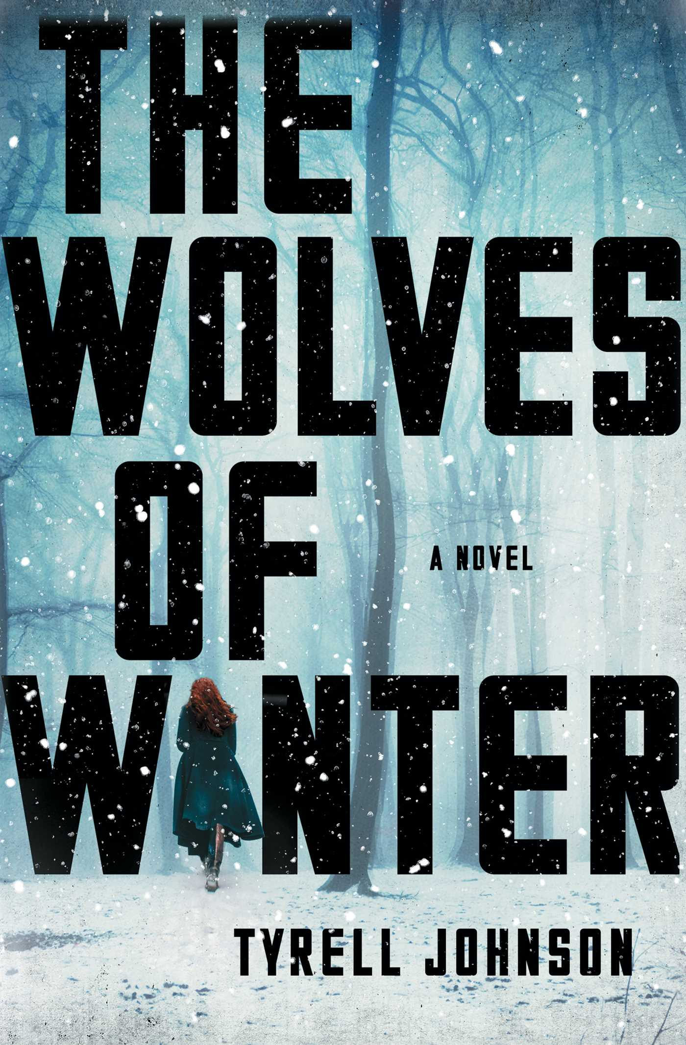 Book Cover Image (jpg): The Wolves of Winter