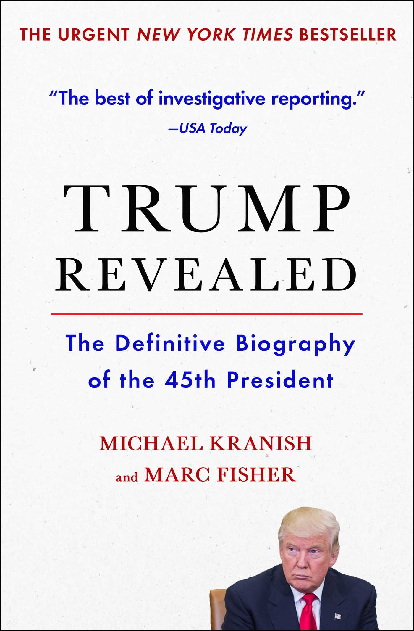 Trump revealed 9781501155789 hr