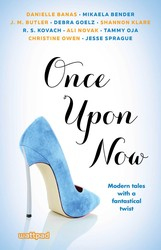 Once Upon Now book cover