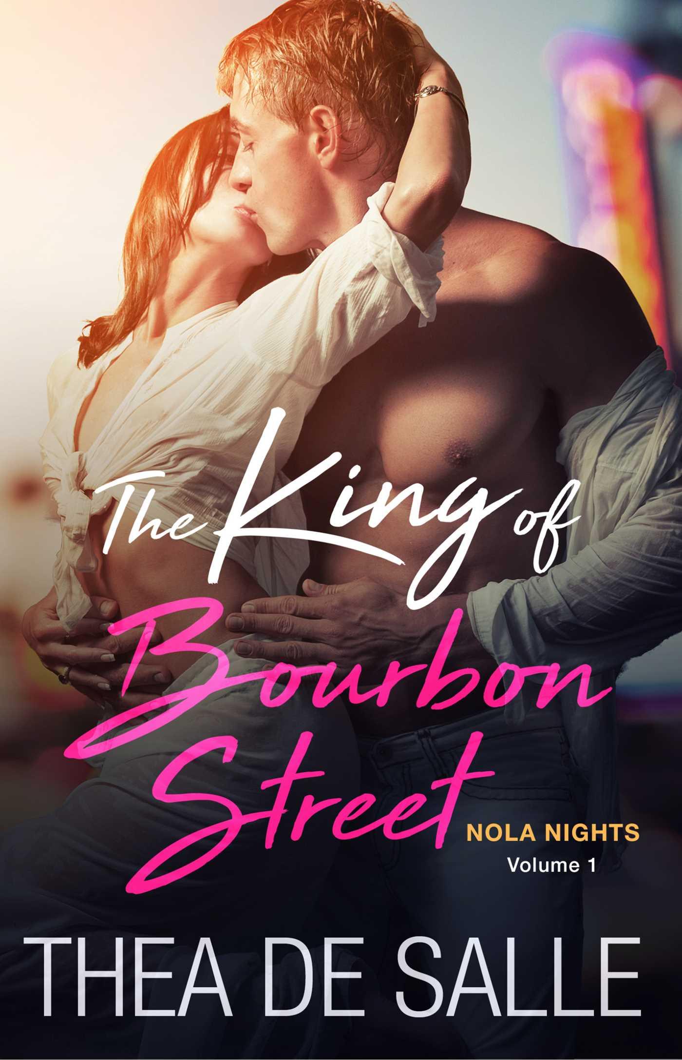 The king of bourbon street 9781501156076 hr