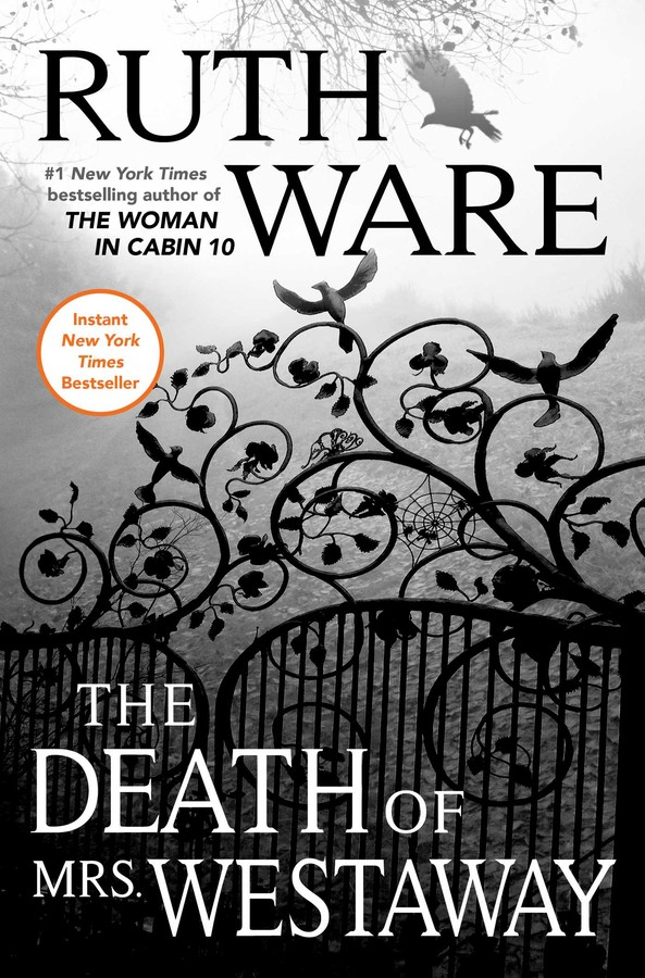 The Death Of Mrs Westaway Book By Ruth Ware Official Publisher