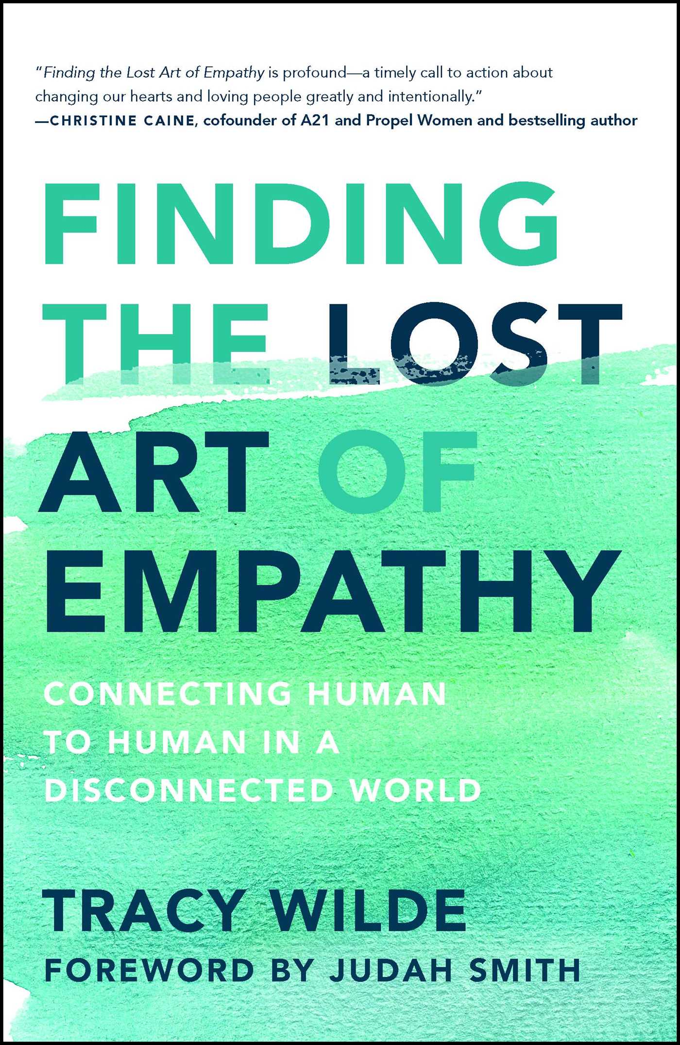 Finding the lost art of empathy 9781501156304 hr