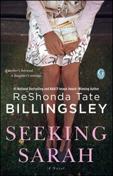Seeking Sarah book cover