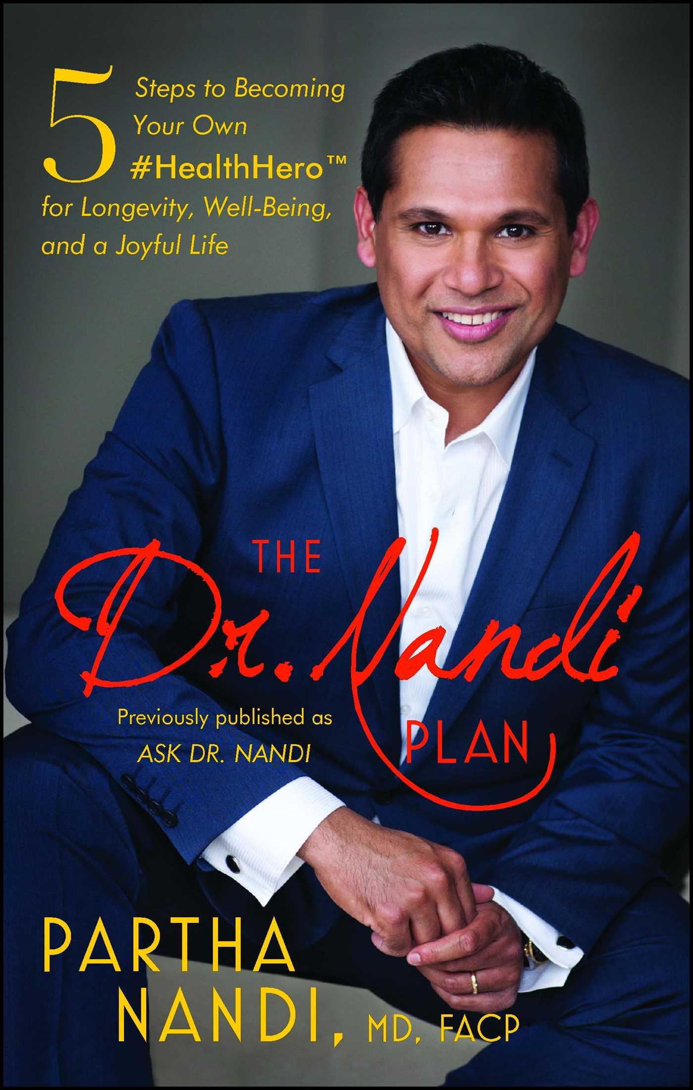 The dr nandi plan 9781501156823 hr
