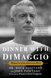 Dinner with dimaggio 9781501156854