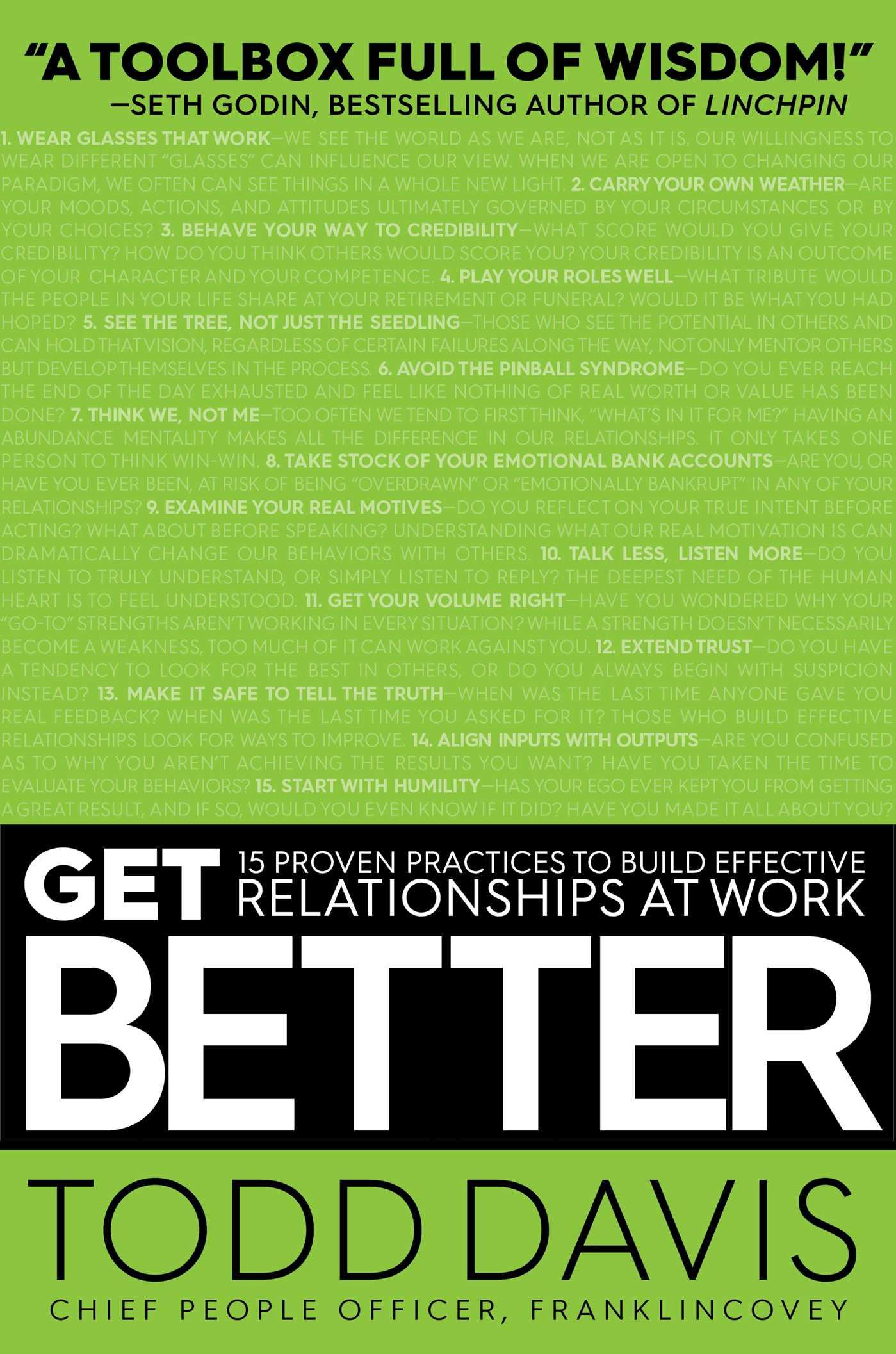 Get better 9781501158308 hr