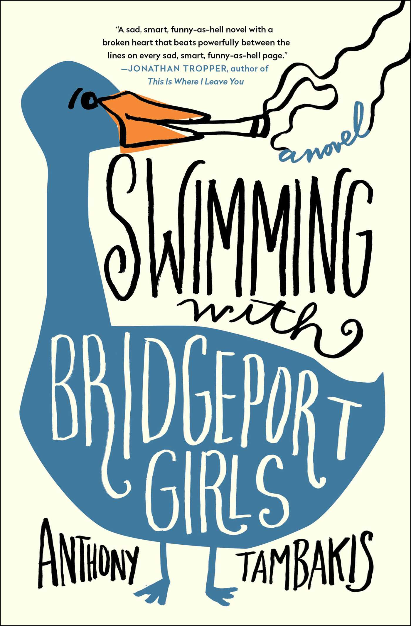 Swimming with Bridgeport Girls | Book by Anthony Tambakis
