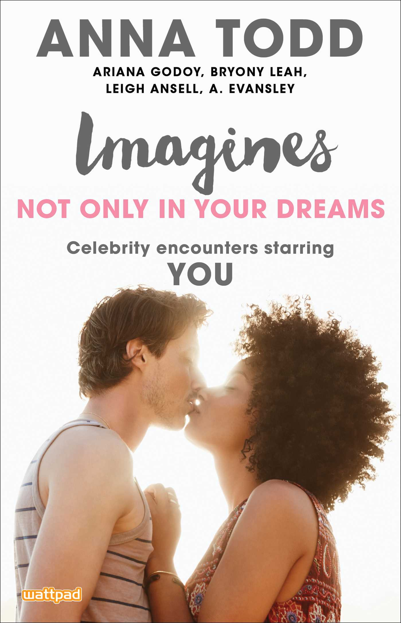 Imagines not only in your dreams 9781501158681 hr