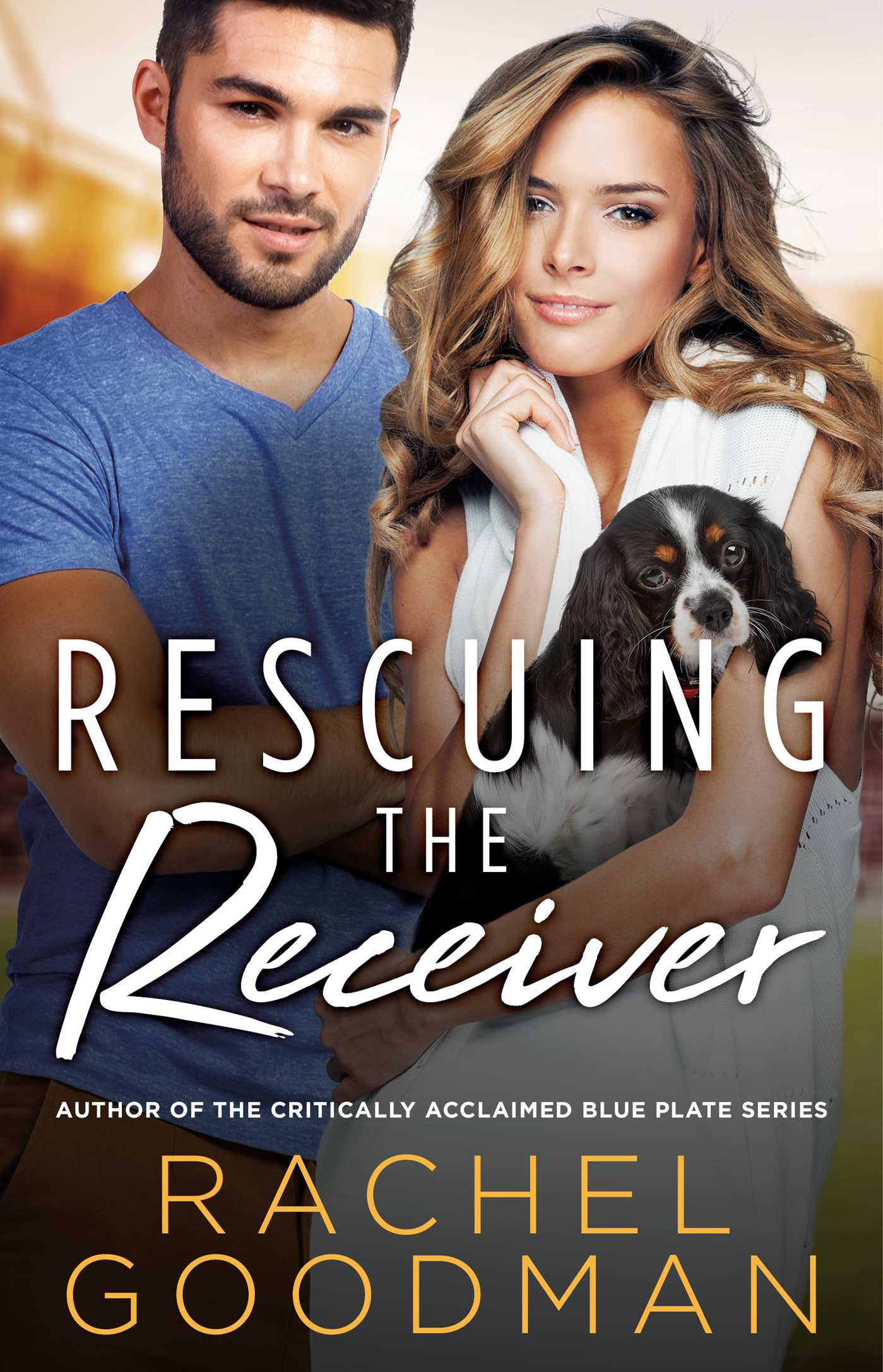Rescuing the receiver 9781501158933 hr