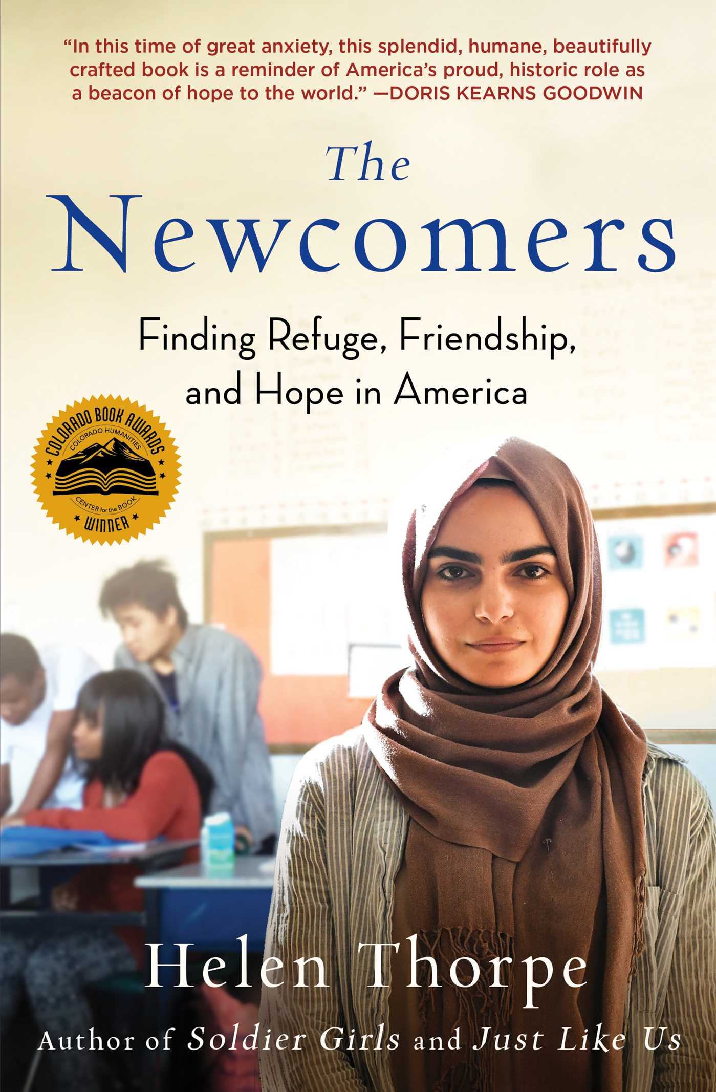 The newcomers 9781501159107 hr