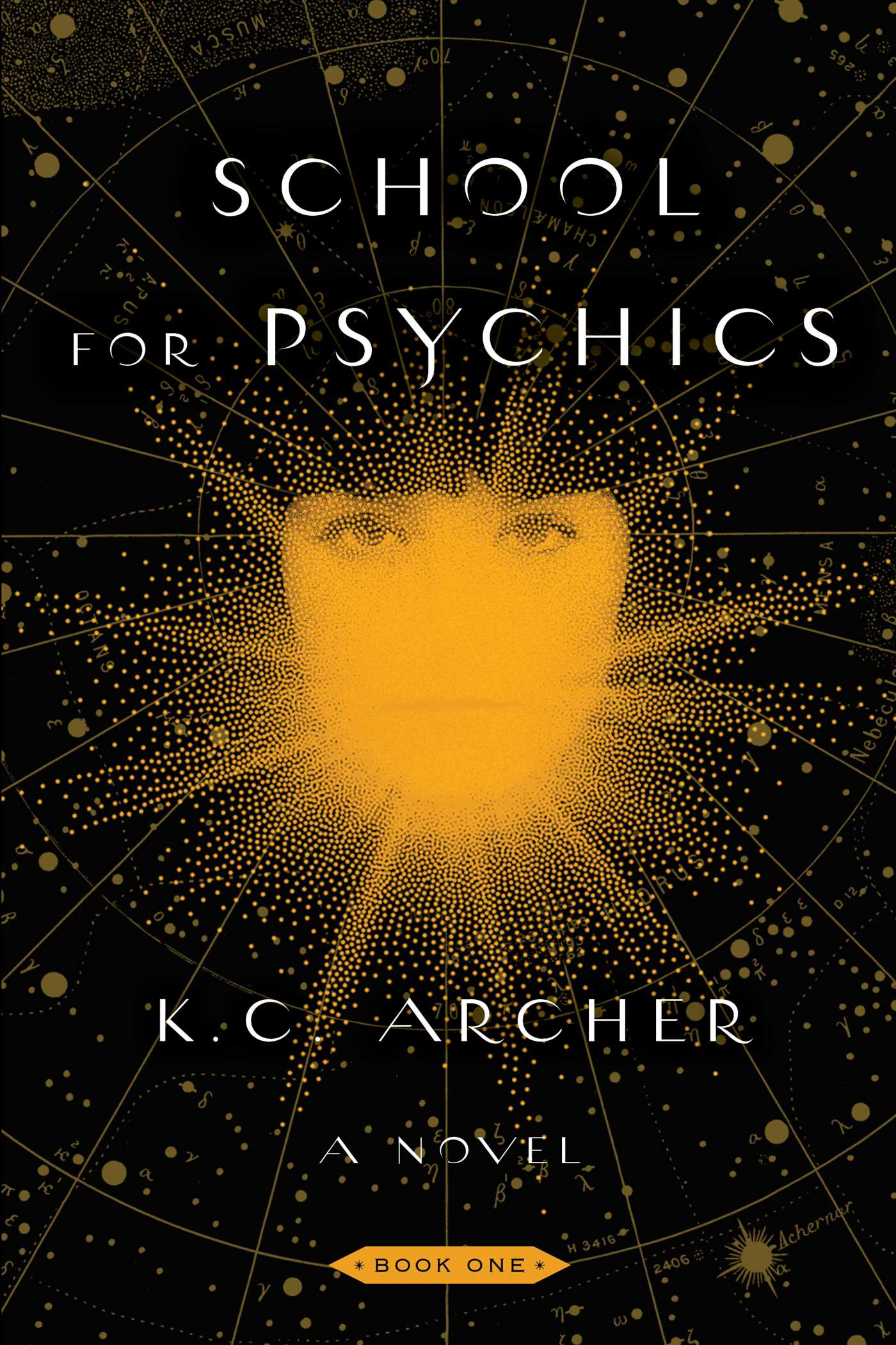 Book Cover Image (jpg): School for Psychics
