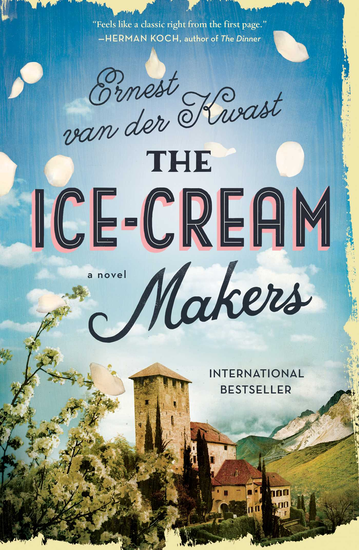 The ice cream makers 9781501159398 hr