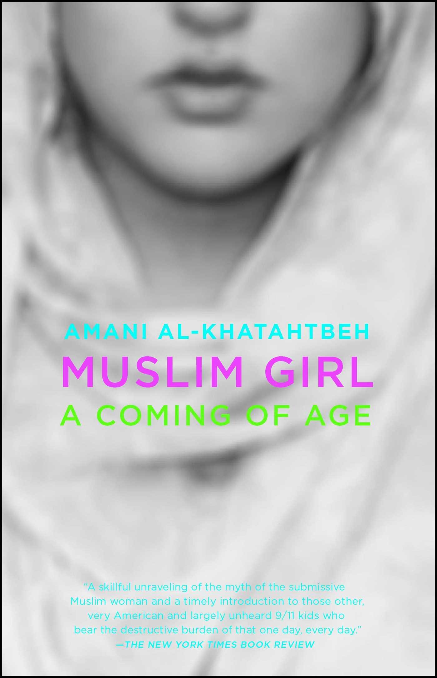 Muslim girl 9781501159510 hr