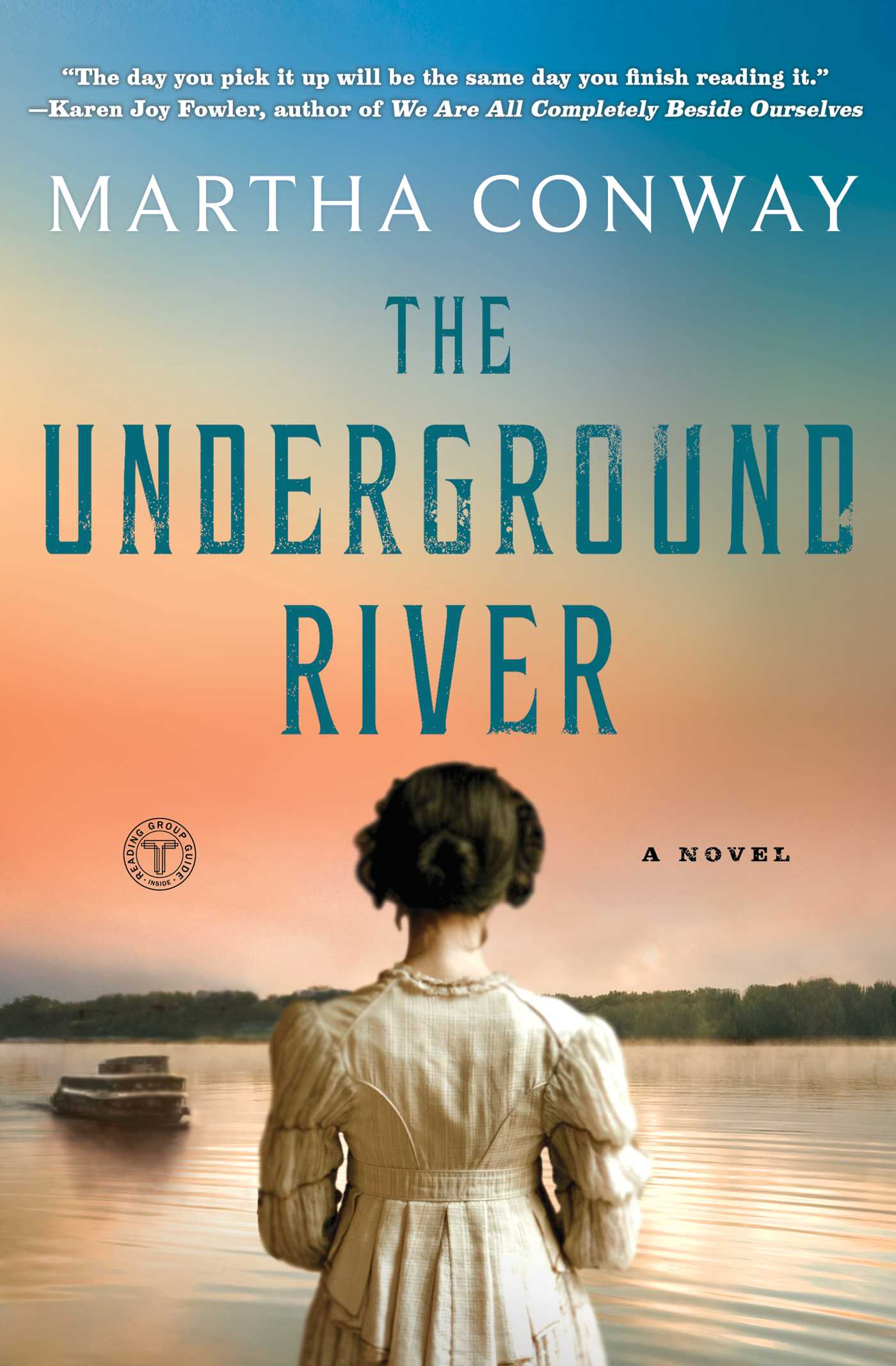 The underground river 9781501160257 hr