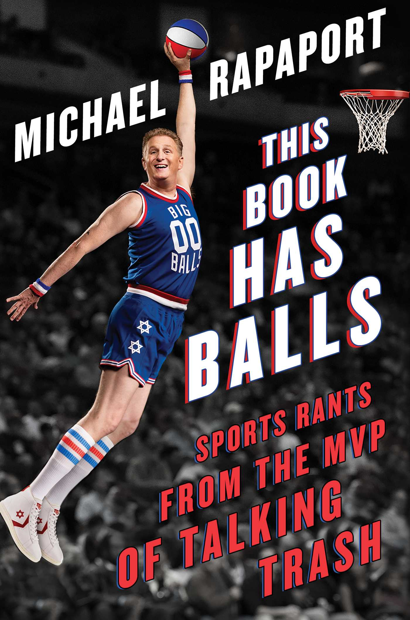 This book has balls 9781501160318 hr