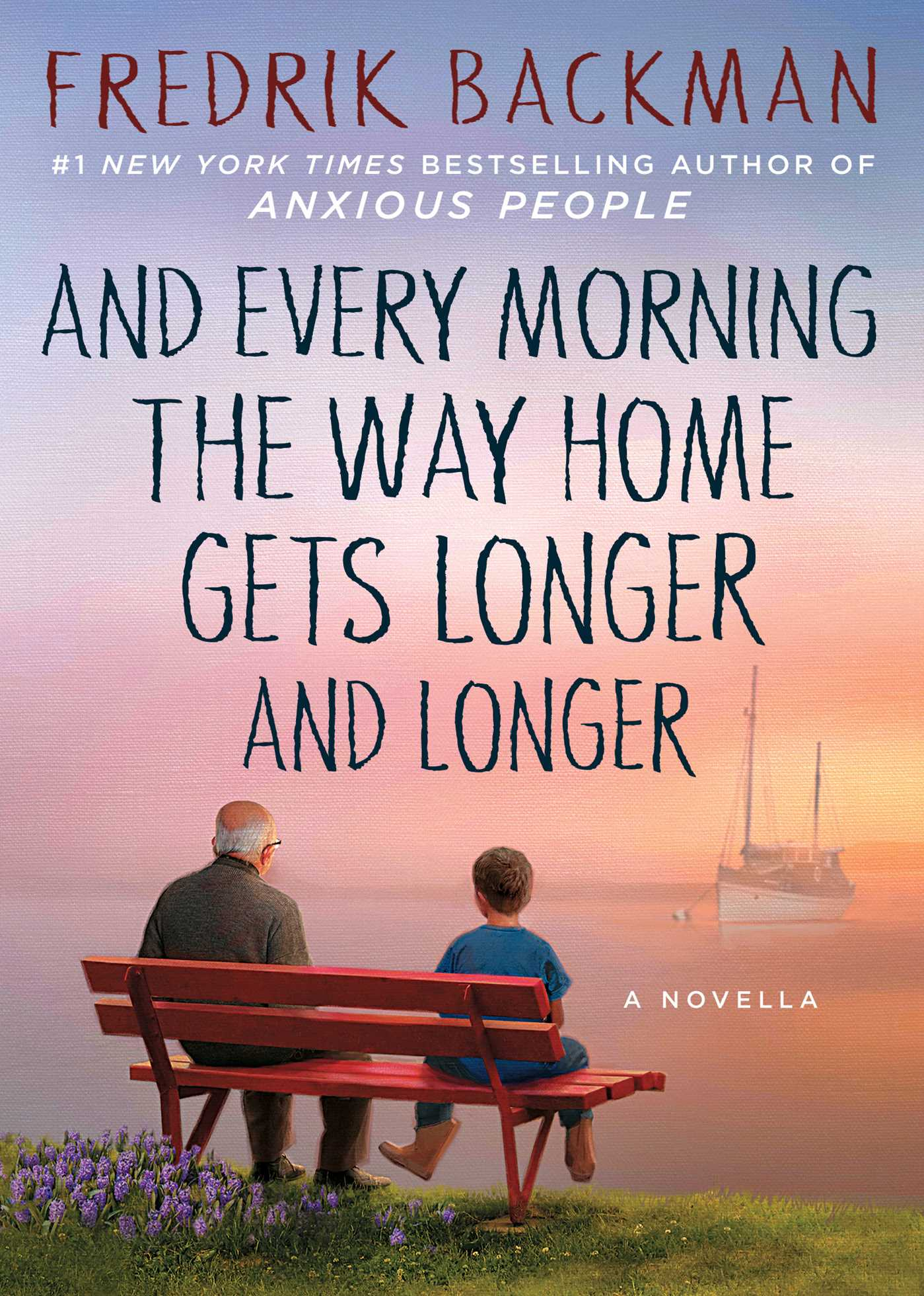 And every morning the way home gets longer and longer 9781501160486 hr