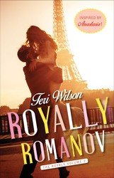 Royally Romanov book cover