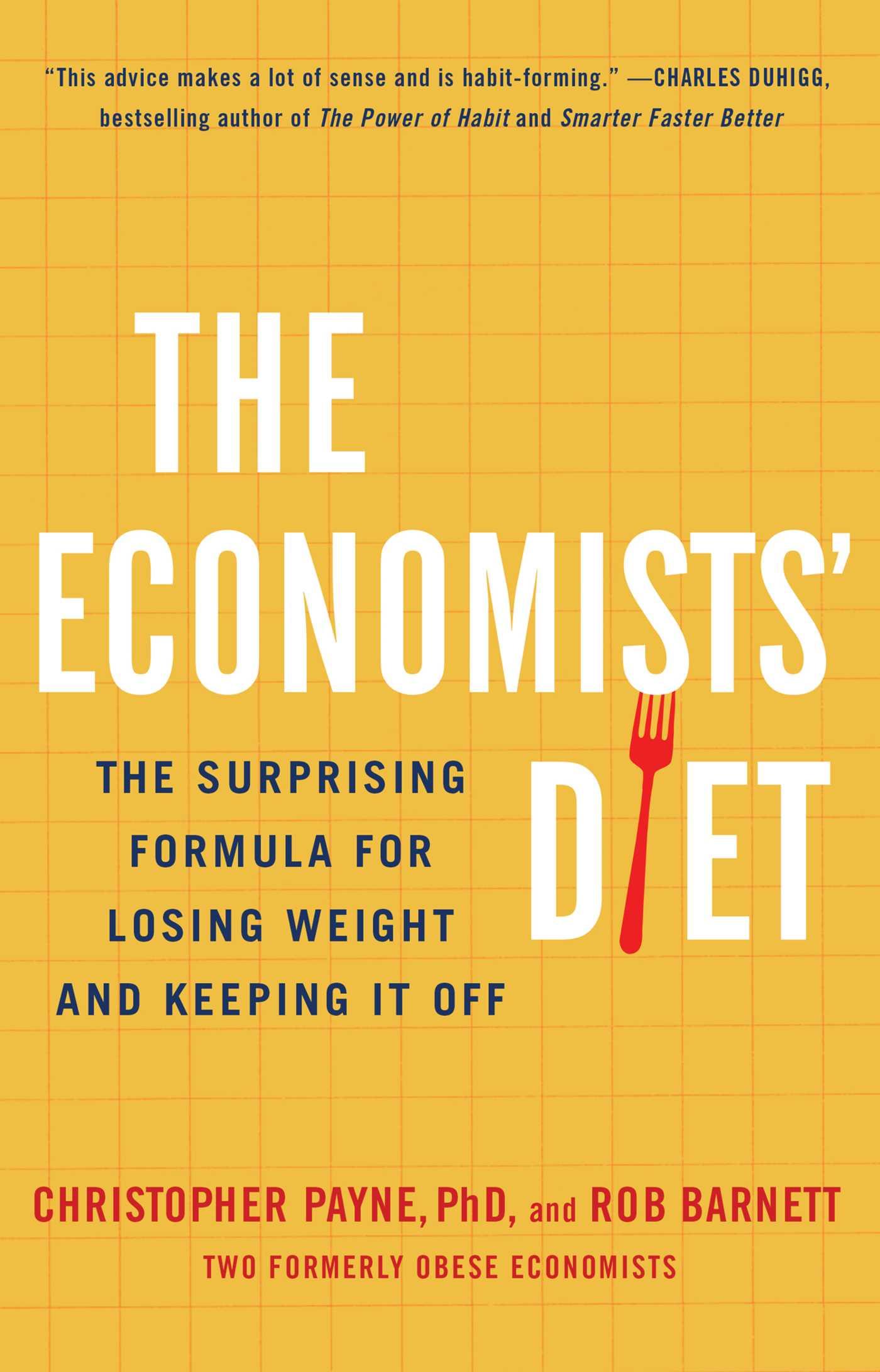 The economists diet 9781501160721 hr